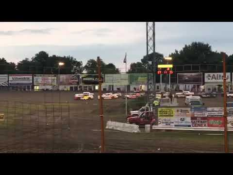 Street Stock Feature- July 20, 2018