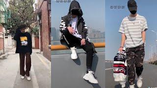 Tiktok Trung Quốc - style phong cách nam chuẩn soái ca ❤️