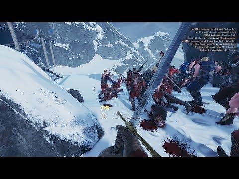 КРОВАВОЕ ПОБОИЩЕ в Игре про Рыцарей и Средневековье ! MORDHAU