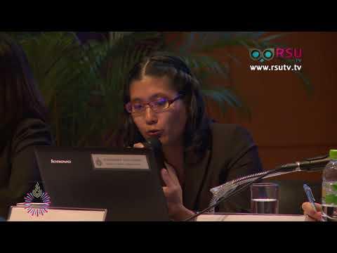 """5. อภิปรายทางวิชาการ เรื่อง """"เศรษฐกิจการเมืองและสังคมไทยหลังการเลือกตั้ง"""""""