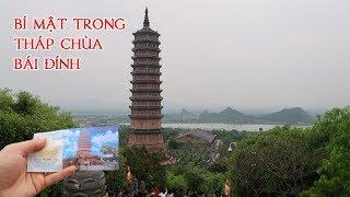 Điều Ít Người Biết Trong Tháp Chùa Bái Đính Ninh Bình du lịch ninh bình I Thai Lạng Sơn