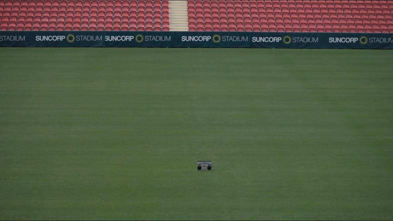 Everything Is A-OK @ Suncorp Stadium