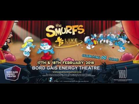 The Smurfs   Dublin