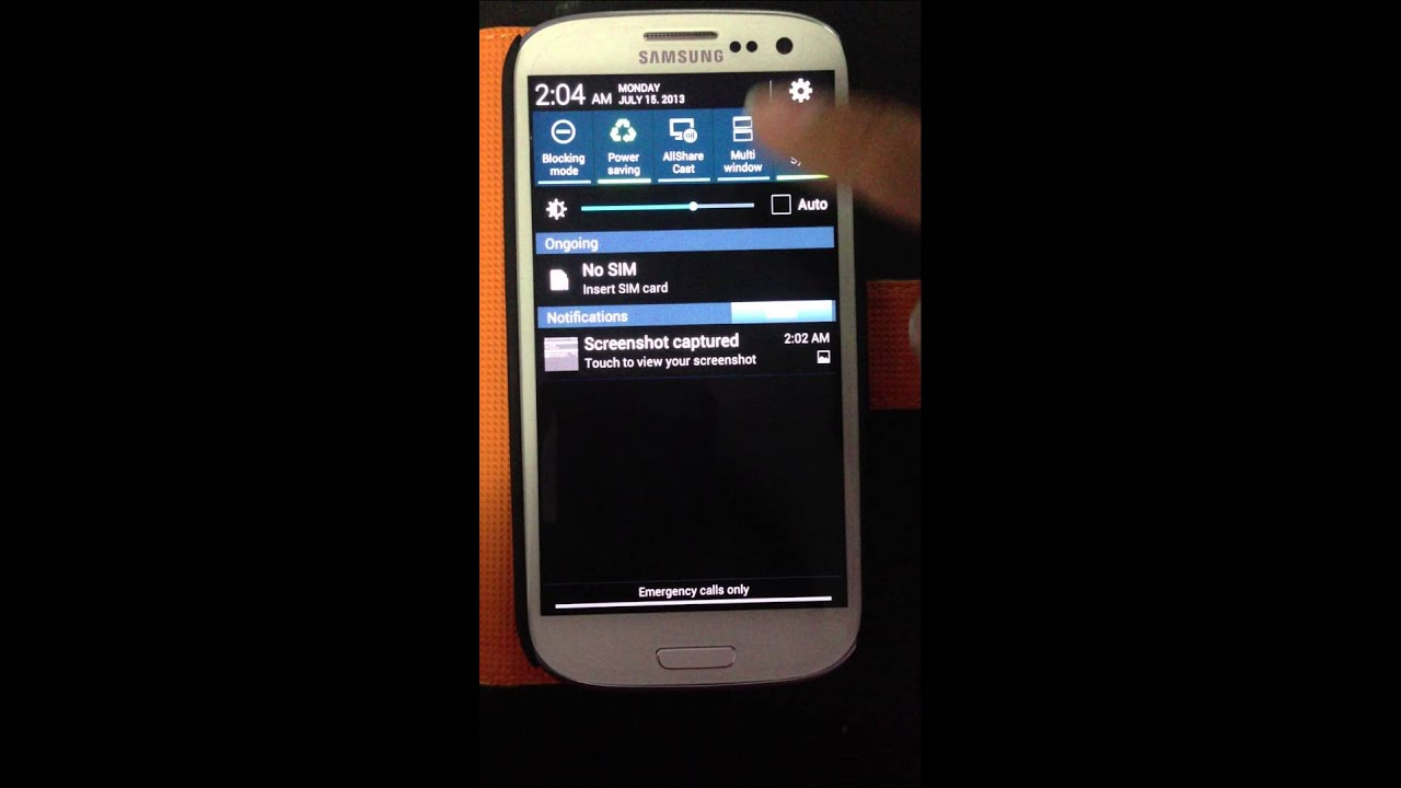 how to remove samsung galaxy 39 s quick access sidebar youtube. Black Bedroom Furniture Sets. Home Design Ideas