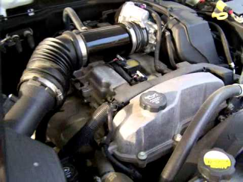2009 Chevy Colorado 3.7 Startup Rattle - YouTube