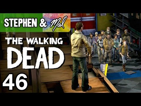 "The Walking Dead #46 - ""Stockholm Syndrome"""