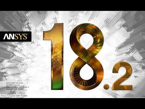 برنامج ansys 18