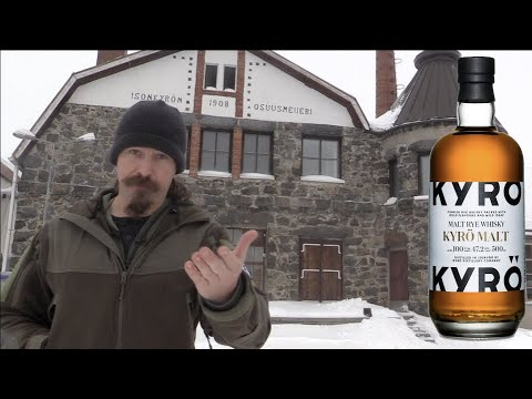 Apocrypha: Tour of the Kyrö Distillery