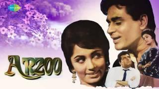 Chhalke Teri Ankhon Se - Mohammed Rafi - Arzoo [1965]
