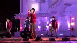 2013/02/10 札幌雪まつりHTB広場(8丁目会場)にて TRAPS出演!! アク...