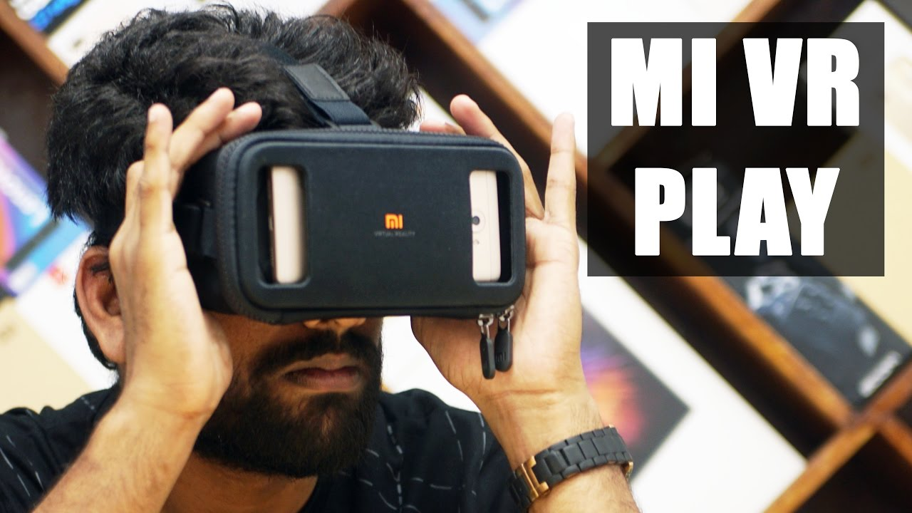 3d0a1bfd266e Xiaomi Mi VR Play Review! - YouTube