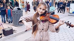 Everything I Wanted - Billie Eilish - Violin Cover by Karolina Protsenko