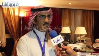 بالفيديو: رئيس وكالة الأنباء السعودية في ضيافة أ .ش. أ