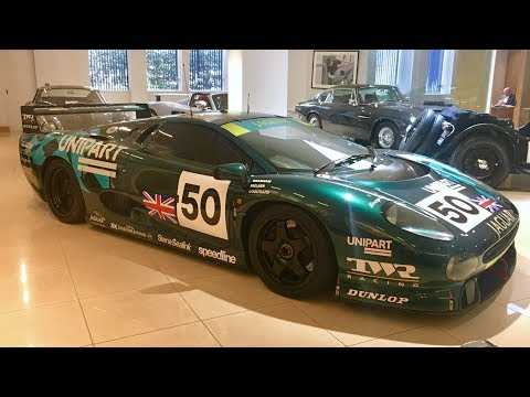 1 of 3 Jaguar XJ220C - Ex Sultan of Brunei Car Collection