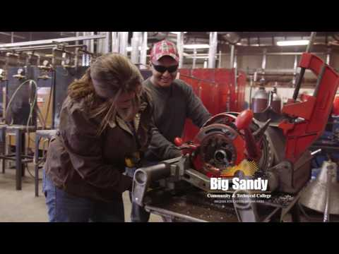 Big Sandy Community and Technical College television spot for fall enrollment.