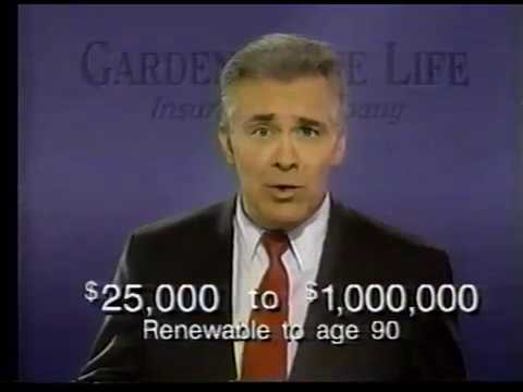 Superior Garden State Life Insurance Commercial (1993)