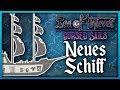 Die Brigatine als neues Schiff 💀 Sea Of Thieves News Deutsch German