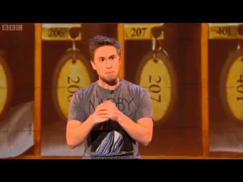 Russell Howard's good news - BNP BnB