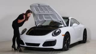2017 Porsche 911 Vehicle Review