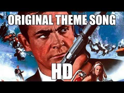 Thunderball Theme Song - Tom Jones HD