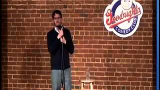 Miguel Haun Comedy Goodnight's Comedy Club Raleigh, NC