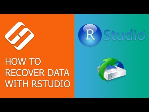 R-Studio: Recovering Files From a Deleted Partition in 2018 📁🔥⚕️