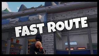 Fortnite: Easy Route for