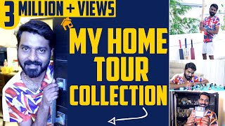 My Home Tour | Welcome to Makapa home | Part 01 | Mr Makapa