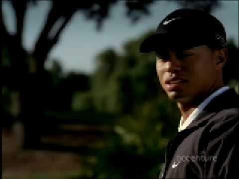 Accenture - High performance. Delivered (TV Ad by Tiger Woods)