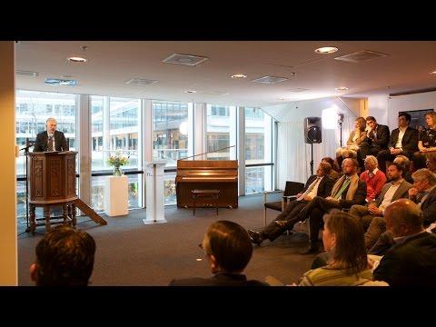Meesterpreek van Frans van Houten, CEO Royal Philips