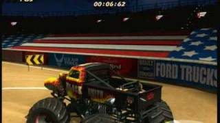 Monster Jam The Video Game - World Finals - Xbox 360
