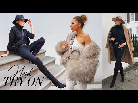 HAUL & TRY ON // December 2019 // Zaful, Newlook & Everyday high street fashion!