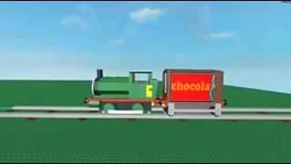 Percy and the chocolate factory crash Roblox