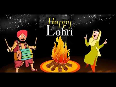 Happy Lohri | WhatsApp Status | Video | 2019 | Status Video