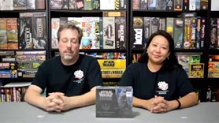 Unboxing of Rebel Commandoes Expansion for Star Wars Legion