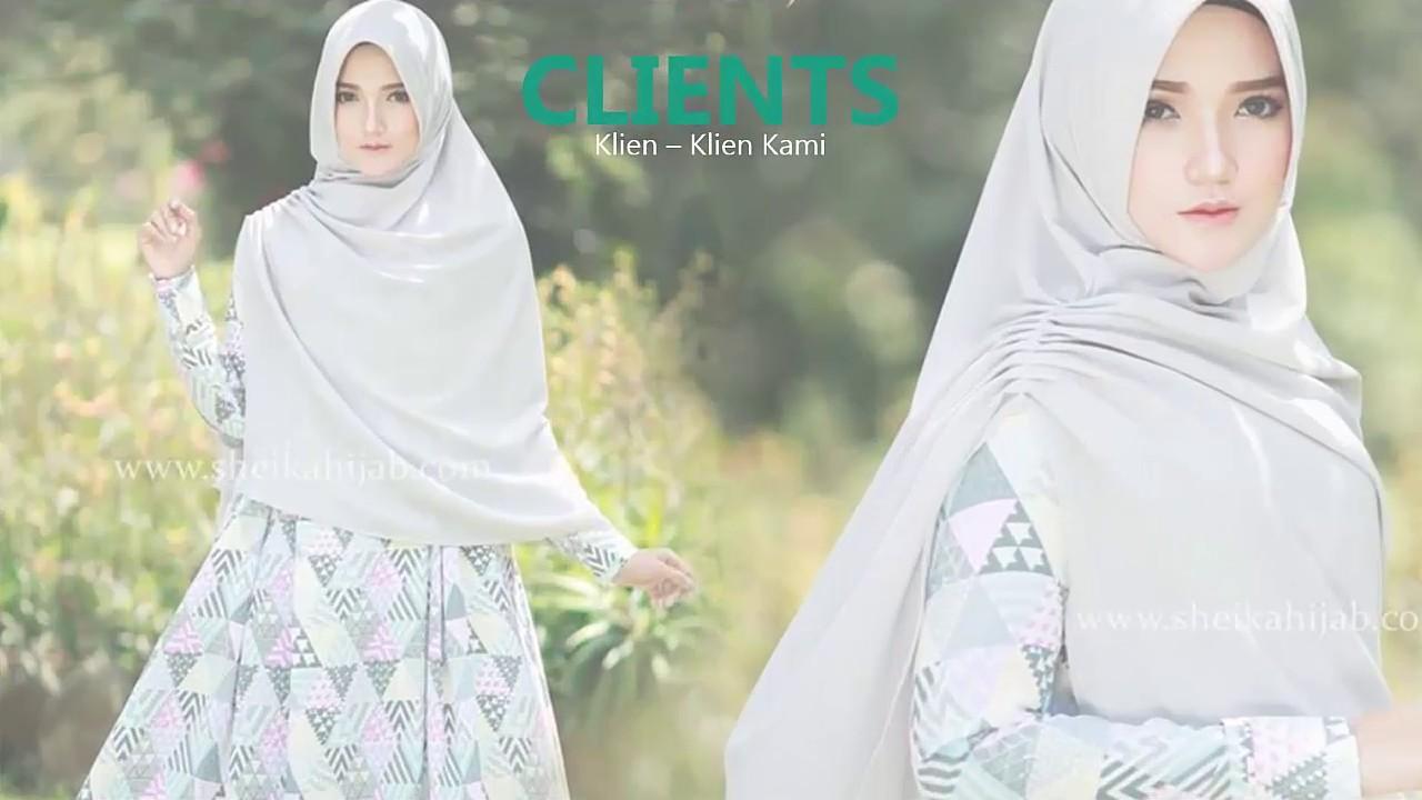 Contoh Jasa Company Profile Video Marketing Hijab Khimar Gamis