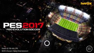 How To Save Account PES 2017 With Google Play