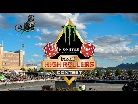 #FMXHighRollers Contest LIVE From Las Vegas