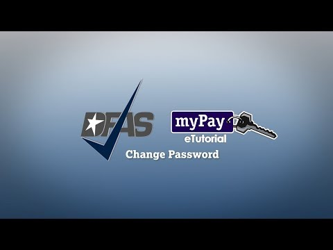 dfas-mypay:-how-to-change-your-password