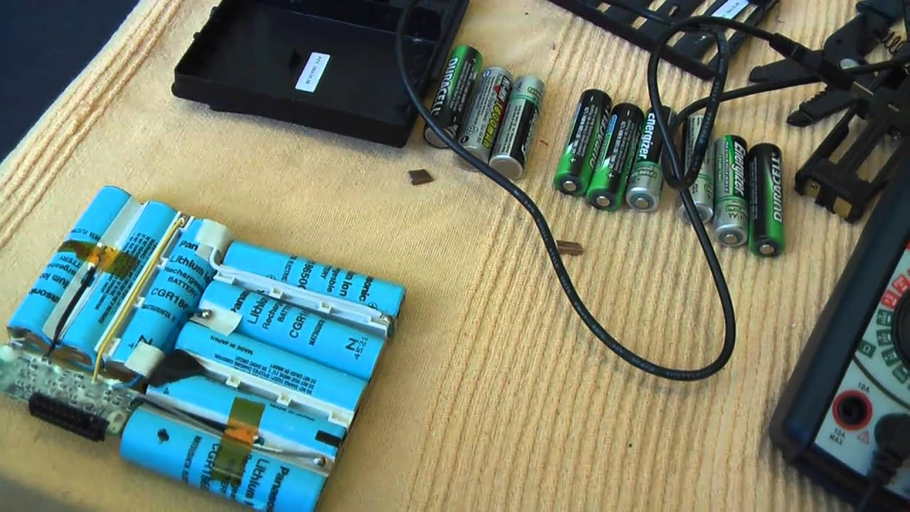 Laptop Battery Opened Up Exposing Charging Circuit Wire Schematic Pt100 Rtd Current Loop Transmitter Using Xtr105 How To Charge Manually 1 Youtube Rh Com