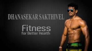 DHANASEKAR SAKTHIVEL - ADVANCED ABS WORKOUT(BODYBUILDING MOTIVATION 2017)