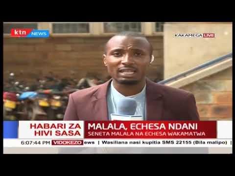 Breaking News: Rashid Echesa, Malala arrested over Matungu killings