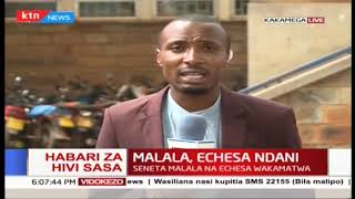 Breaking News: Rashid Echesa, Malala arrested over Matungu killings