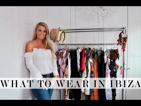 What To Wear In Ibiza | Cleo Lacey