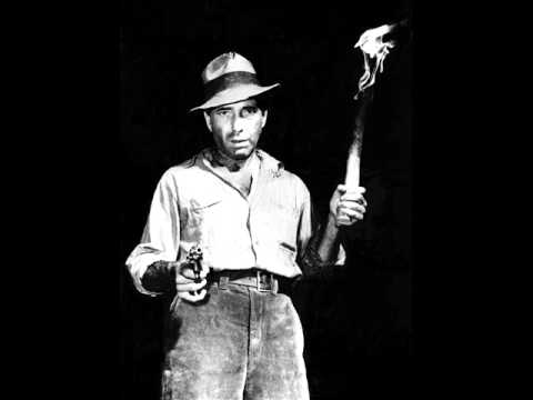 Humphrey Bogart In The Treasure Of The Sierra Madre (Lux Radio Theater 1949) Part 1