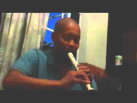 The best recorder player in the world - Sparks Naidoo