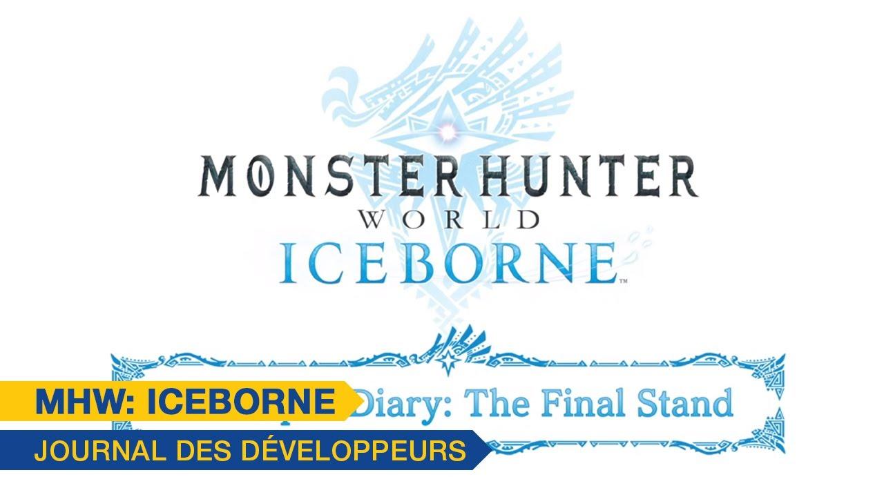Monster Hunter World: Iceborne - Journal des Développeurs : Le Dernier Combat thumbnail