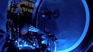 Death Metal Drumming Washing Machine the drum cover