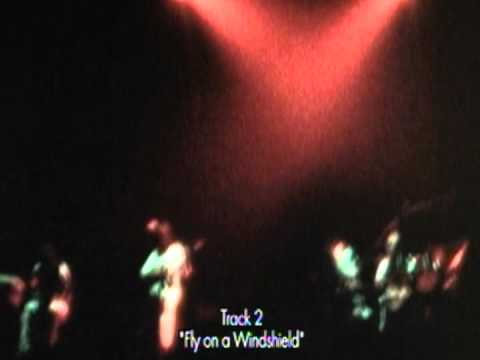 Genesis - Fly On A Windshield / Broadway Melody Of 1974 - Original Lamb Slide Show