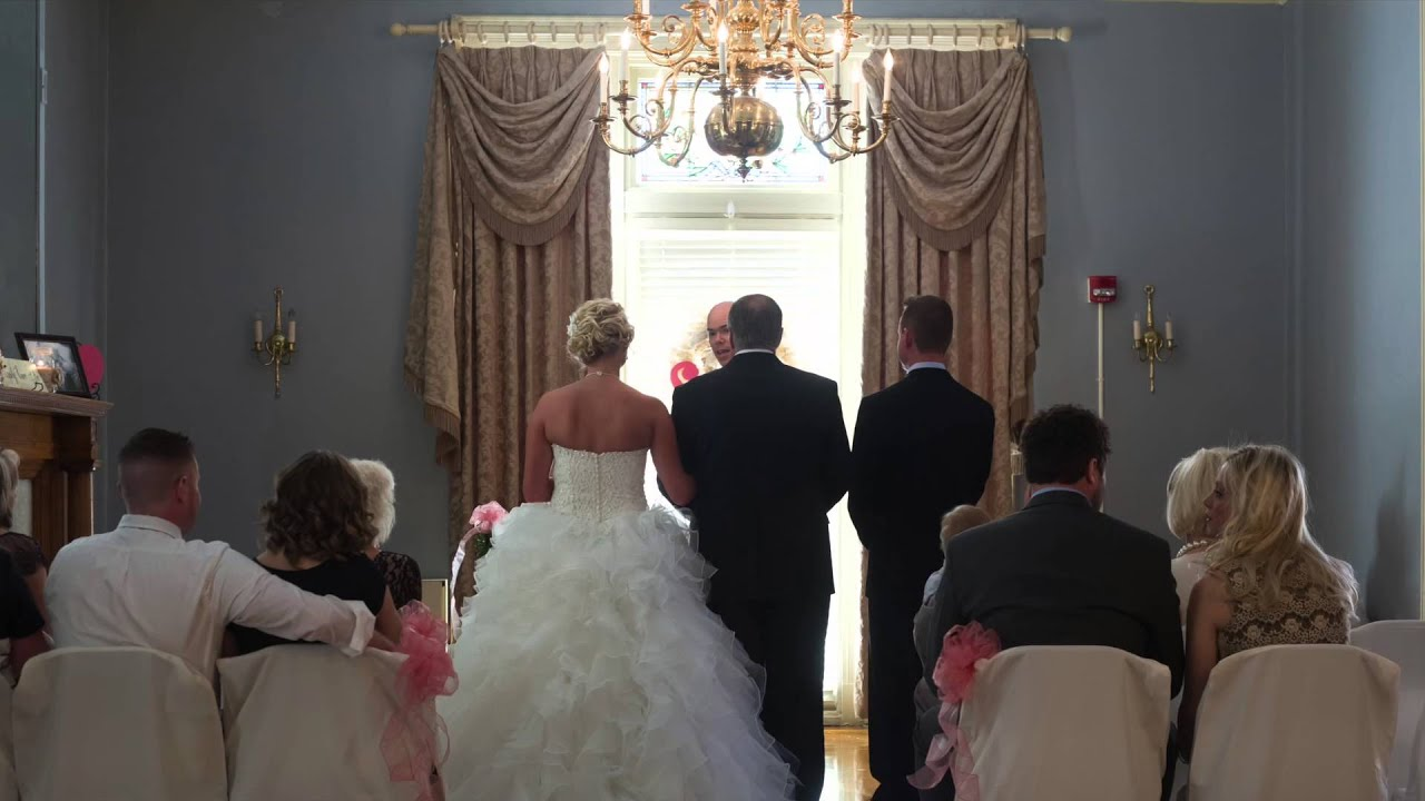 Bell House Mansion Wedding Lexington Kentucky Youtube